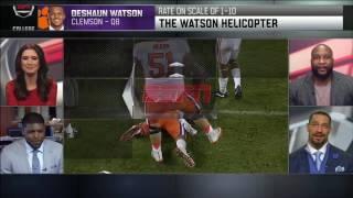Roman Reigns ranks college football