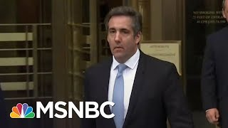 Michael Cohen's Mystery Client Is Sean Hannity | Hardball | MSNBC
