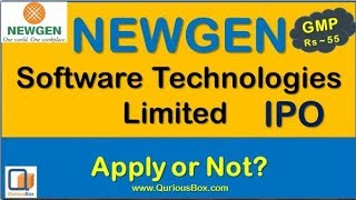 Newgen software technologies IPO Review| Newgen software IPO| newgen technologies IPO| Newgen IPO