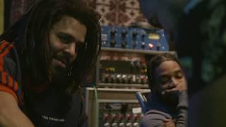 Revenge Documentary Bonus: T-Minus shows J. Cole how it's done