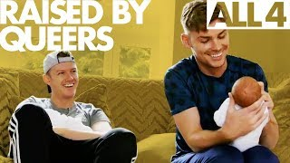 Kieron Richardson Becomes A Parent! | Raised By Queers