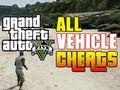 GTA 5 ALL CAR CHEAT CODES! (Vehicle Chea...mp3