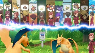 UK: Become a Master Trainer in Pokémon Let's Go!