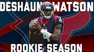 Get Well Soon Deshaun Watson | 2017 Rookie Year Highlights | NFL