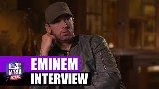 Eminem x Mrik : Sa 1ère interview en France pour #Revival
