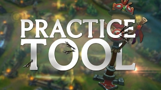League of Legends Practice Tool | Gameplay Montage