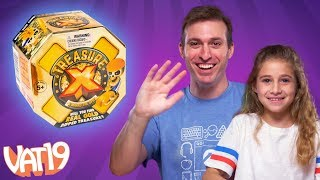 Treasure X: Unboxing with Vat19