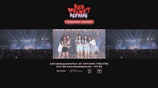 Red Velvet 2nd Concert [REDMARE] – SURROUND VIEWING