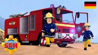 Feuerwehrmann Sam Deutsch | Cartoon für Kinder | Norman Man und Atomic Boy | Helden im Sturm