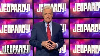 An Update from Alex | JEOPARDY!
