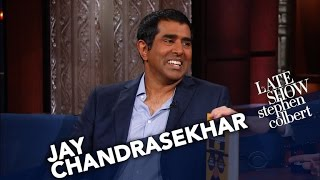 Jay Chandrasekhar Hung Out (Carefully) With Willie Nelson