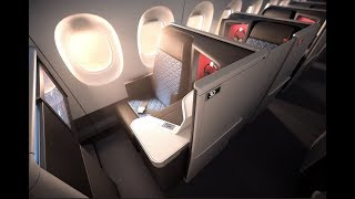 Delta Air Lines shows off its newest flagship plane