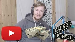 Youtube, Geld und Konsequenzen