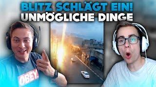 BLITZ SCHLÄGT EIN! UNMÖGLICHE DINGE!   WTF VIDEOS