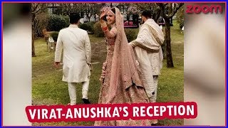 Virat-Anushka To Host Reception In Delhi & Fly Away To South Africa For Honeymoon | Bollywood News