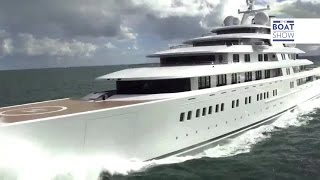 """[ENG] """"AZZAM"""" LARGEST SUPERYACHT EVER - The Boat Show"""