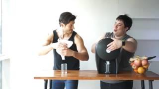 Man vs Machine - Juicing