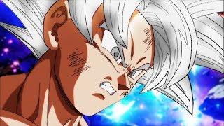 Der Ursprung vom weißen Ultra Instinct Goku! - Dragonball Super