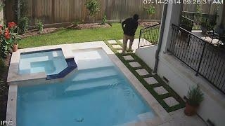 Bel Air Burglary Caught on Video Showing How Easy it is for Bad Guys | Campbell Window Film