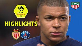 AS Monaco - Paris Saint-Germain ( 0-4 ) - Highlights - (ASM - PARIS) / 2018-19