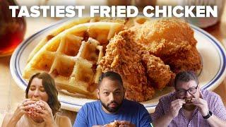 The Tastiest Fried Chicken I