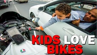 BIKERS ARE NICE | RANDOM ACTS OF KINDNESS |  [EP. 69]