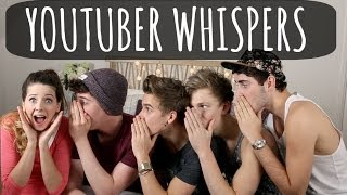 Youtuber Whispers Game | ThatcherJoe