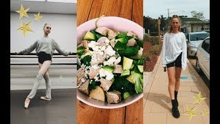 What I Eat In A Day     Healthy Ballerina