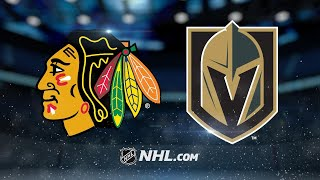 Golden Knights erupt in 3rd period for 5-2 win