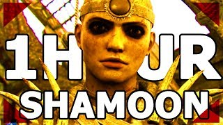 FOR HONOR - What 1 hour of Shaman experience looks like