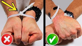 6 Tricks, die Dein Leben retten können!