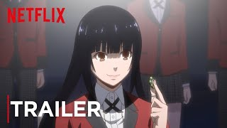 Kakegurui   Trailer [HD]   Netflix