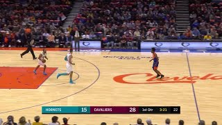 1st Quarter, One Box Video: Cleveland Cavaliers vs. Charlotte Hornets