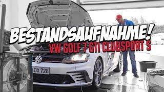 JP Performance - Bestandsaufnahme! | VW Golf 7 GTI Clubsport S Projekt | #02