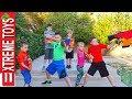 Sneak Attack Squad Tryouts with Ninja Ki...mp3