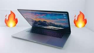 i9 Macbook Pro 2018: Hottest Laptop on the Planet!