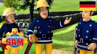 Feuerwehrmann Sam Deutsch | Cartoon für Kinder | Rettungsaktion Feuerwehr Station