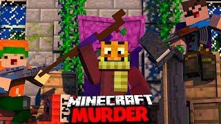 GLP`s TOCHTER DREHT VÖLLIG DURCH! ✪ Minecraft MURDER