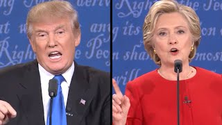 "Clinton Destroys ""Racist"" Trump to His Face"