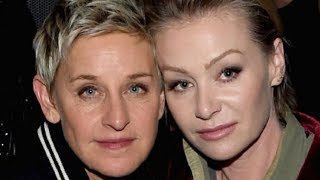Strange Facts About Ellen And Portia