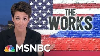New Revelations Deepen NSA Mike Flynn Legal Jeopardy | Rachel Maddow | MSNBC