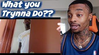 MCQUEEN PRESSED ME AT MY DOOR! (IS IT WRAPS FOR ME & DANIELLE?👀)