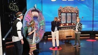 Ellen, Will Ferrell & Amy Poehler