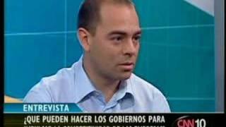 Entrevista CNN Español 06-2007