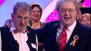 Corneliu Vadim Tudor, incoltit de un ungur