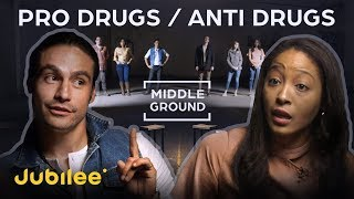 Pro-Drugs VS Anti-Drugs: Can They Find Middle Ground?