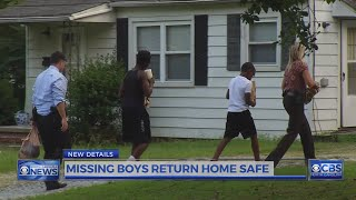 Community concerned police said nothing about missing Durham boys for 5 days