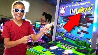 Best Arcade Strategies for WINNING THE BIGGEST JACKPOT of TICKETS!