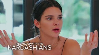 KUWTK | Kendall Jenner Calls Caitlyn