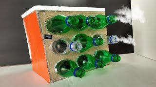 How To Make a Eco Cooler Using Plastic Bottles    DIY Air Cooler Make at Home
